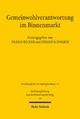 Gemeinwohlverantwortung im Binnenmarkt - Ulrich Becker; Jürgen Schwarze