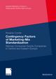 Contingency Factors of Marketing-Mix Standardization - Roxana Codita