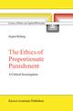 The Ethics of Proportionate Punishment - Jesper Ryberg