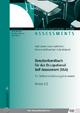 Benutzerhandbuch für das Occupational Self Assessment (OSA)