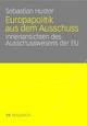 Europapolitik aus dem Ausschuss - Sebastian Huster