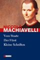 Niccolo Machiavelli: Hauptwerke - Niccolò Machiavelli