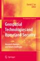 Geospatial Technologies and Homeland Security - Daniel Z. Sui