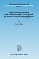 Die Neubekanntmachung von Gesetzen vor dem Hintergrund der staatlichen Konsolidierungspflicht. - Matthias Klein