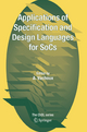 Applications of Specification and Design Languages for SoCs - Alain Vachoux