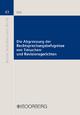 Die Abgrenzung der Rechtsprechungsbefugnisse von Tatsachengerichten und Revisionsgerichten - Matthias Uhl