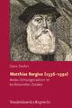 Matthias Bergius (1536–1592 - Diane Deufert