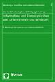 Information und Kommunikation von Unternehmen und Behörden - Monika Böhm; Georg Freund; Wolfgang Voit