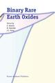 Binary Rare Earth Oxides - G. Adachi; Nobuhito Imanaka; Z.C. Kang