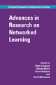 Advances in Research on Networked Learning - Peter M. Goodyear; Sheena Banks; Vivien Hodgson; David McConnell