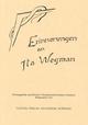Erinnerungen an Ita Wegman
