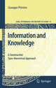Information and Knowledge - Giuseppe Primiero