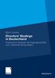 Directors' Dealings in Deutschlan - Björn M. Dymke