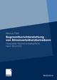Segmentberichterstattung von Stromverteilnetzbetreibern - Markus Flatt