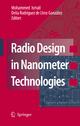 Radio Design in Nanometer Technologies - Mohammed Ismail; Delia R. de Llera Gonzalez