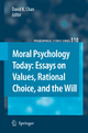Moral Psychology Today - David K. Chan