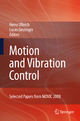 Motion and Vibration Control - Heinz Ulbrich; Lucas Ginzinger