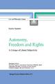 Autonomy, Freedom and Rights - Emilio Santoro