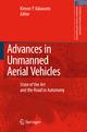 Advances in Unmanned Aerial Vehicles - Kimon P. Valavanis