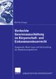 Verdeckte Gewinnausschüttung im Körperschaft- und Einkommensteuerrecht - Ralf Kohlhepp
