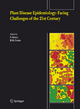 Plant Disease Epidemiology: Facing Challenges of the 21st Century - S. Savary; B.M. Cooke