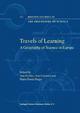 Travels of Learning - Ana Simoes; Ana Carneiro; M.P. Diogo