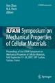 IUTAM Symposium on Mechanical Properties of Cellular Materials - Han Zhao; N.A. Fleck