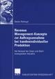 Revenue Management-Konzepte zur Auftragsannahme bei kundenindividueller Produktion - Stefan Rehkopf