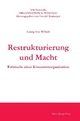Restrukturierung und Macht - Georg von Willich