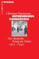Unternehmen Barbarossa - Christian Hartmann