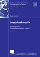 Investitionskontrolle - Stefan Linder