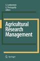 Agricultural Research Management - G. Loebenstein; G. Thottappilly