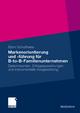 Markenorientierung und -führung für B-to-B-Familienunternehmen - Björn Schultheiss