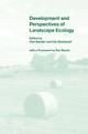 Development and Perspectives of Landscape Ecology - O. Bastian; Uta Steinhardt