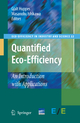 Quantified Eco-Efficiency - Gjalt Huppes; Masanobu Ishikawa