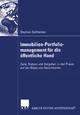 Immobilien-Portfoliomanagement für die öffentliche Hand - Stephan Seilheimer