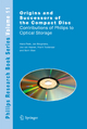Origins and Successors of the Compact Disc - J.B.H. Peek; J.W.M Bergmans; J. A. M. M. van Haaren; Frank Toolenaar; S.G. Stan