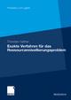 Exakte Verfahren für das Ressourcennivellierungsproblem - Thorsten Gather