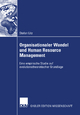 Organisationaler Wandel und Human Resource Management - Stefan Litz