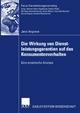 Die Wirkung von Dienstleistungsgarantien auf das Konsumentenverhalten - Jens Hogreve