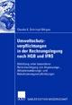 Umweltschutzverpflichtungen in der Rechnungslegung nach HGB und IFRS - Claudia E. Schrimpf-Dörges