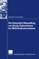 Die bilanzielle Behandlung von Handy-Subventionen bei Mobilfunkunternehmen - Alexandra Coenenberg