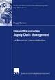 Umweltfokussiertes Supply Chain Management - Peggy Sommer
