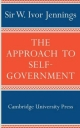 The Approach to Self-Government - Sir Ivor Jennings