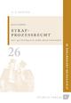 Juristische Grundkurse / Band 26 - Strafprozessrecht
