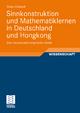 Sinnkonstruktion und Mathematiklernen in Deutschland und Hongkong - Maike Vollstedt