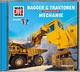 WAS IST WAS Hörspiel: Bagger & Traktoren/ Mechanik - Dr. Manfred Baur; Frank Casaretto; Günther Illi