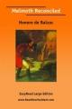 Melmoth Reconciled - Honore de Balzac