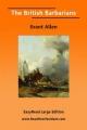 British Barbarians - Grant Allen