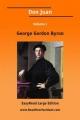 Don Juan - Lord George Gordon Byron